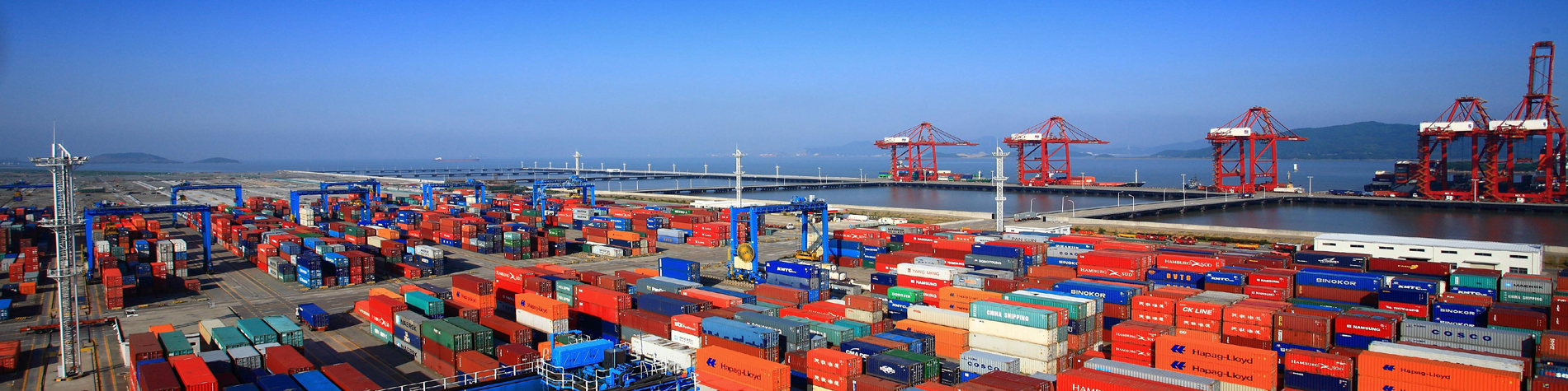 Ningbo Port - World's Fourth-Largest Port
