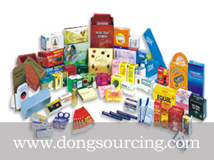 Packaging & Printing Products Range
