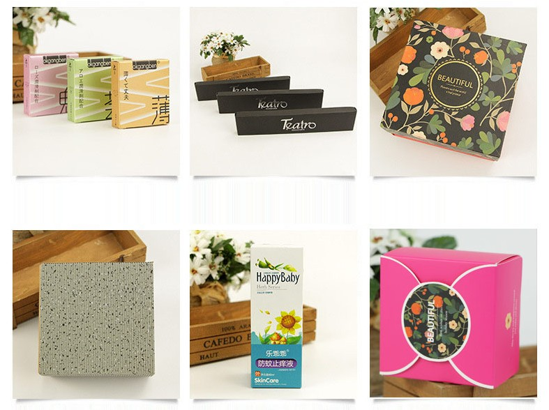 Different Kinds of Custom Cardboard Boxes