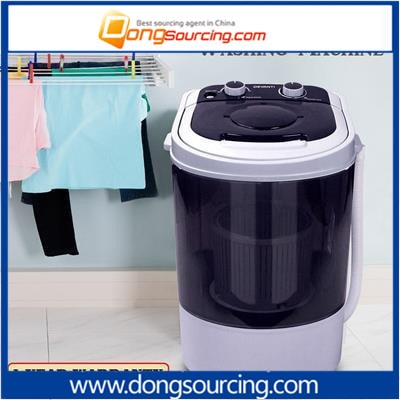 Semi-Automatic Single Tub Mini Laundry Washing Machine