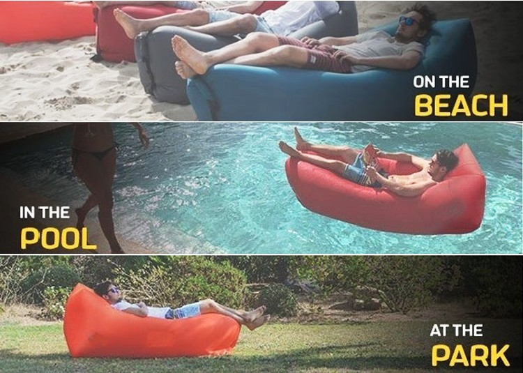 Air Lazy Sofa Apply To Beach Pool Park