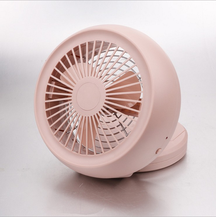 Pink color of USB Fan