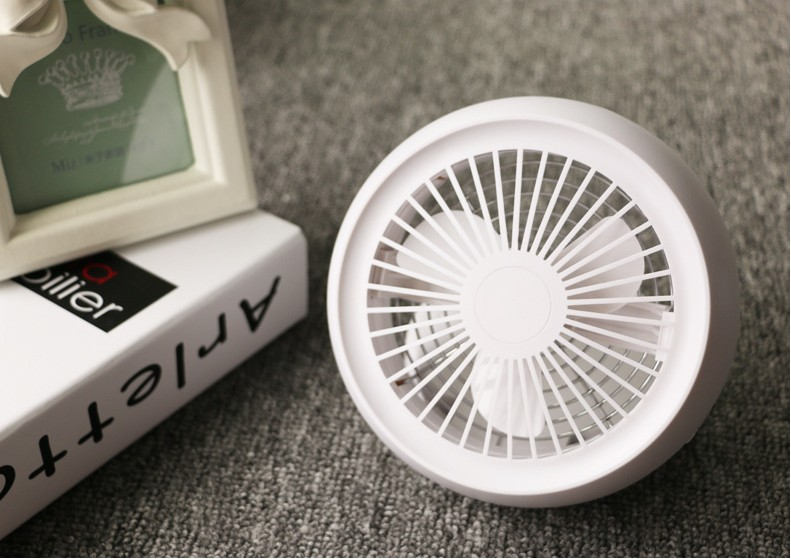 White color of USB Fan