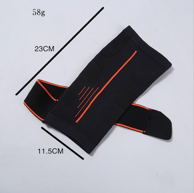 Size of Wrist Bandage