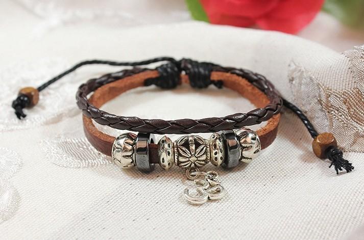 Front of Bracelet Jewelry
