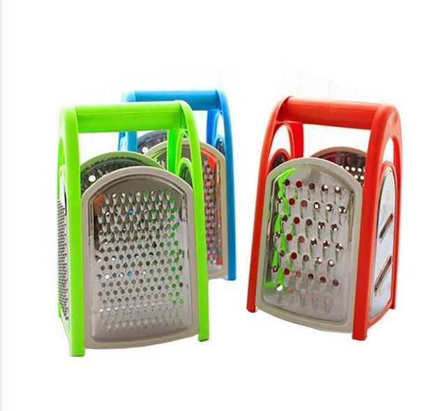 Multi Function Stainless Steel Kitchen Food Grater Tools