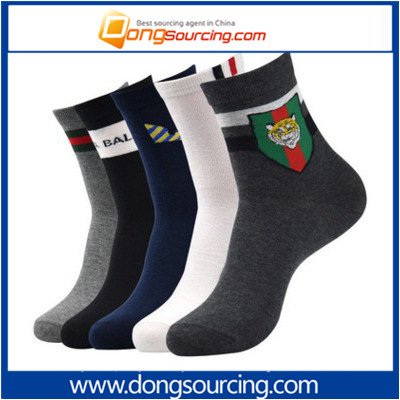 fashion custom OEM cotton sock
