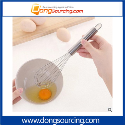 stainless steel hand whisk egg mixer for creative kitchen cooking tools
