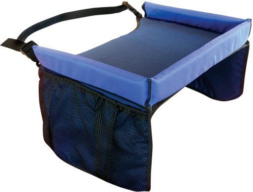Handy Detachable Foldable Kids Travel Tray for Car Backseat