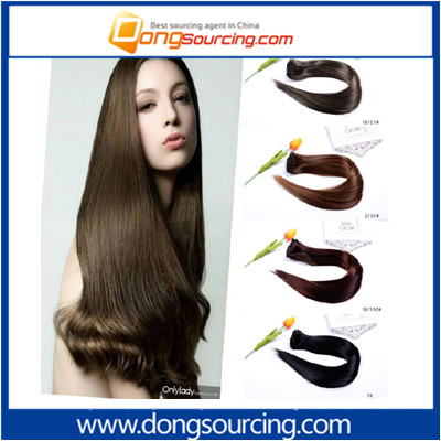 High Quality 100% Silky Human Hair
